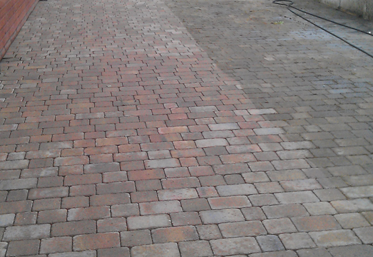 Driveway Cleaning Ayrshire